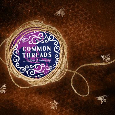 Common Threads Woven Through Community 2020